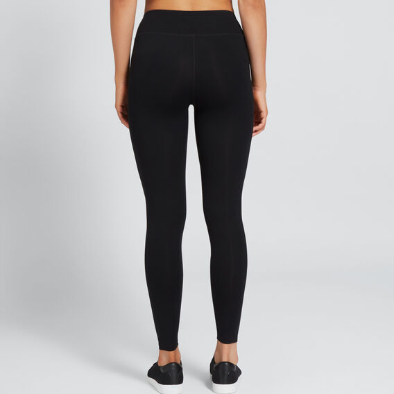 Core Full Legging  BLACK  hi-res