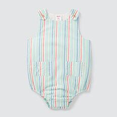 Woven Stripe Onesie  MULTI  hi-res