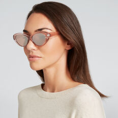 Krista Cat Eye Sunglasses  BLUSH  hi-res