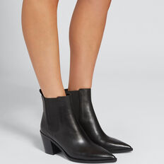 Jaynie Heeled Boot  BLACK  hi-res