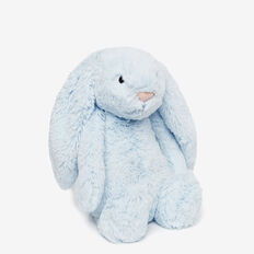Jellycat Medium Bashful Bunny  PALE BLUE  hi-res