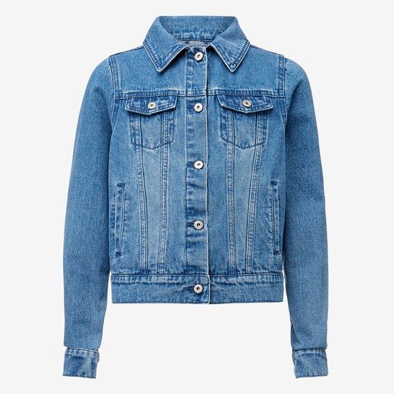 Denim Jacket  CLASSIC WASH  hi-res