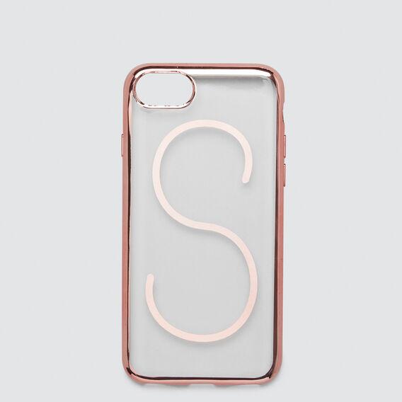 Initial Phone Case 6/7/8+  S  hi-res