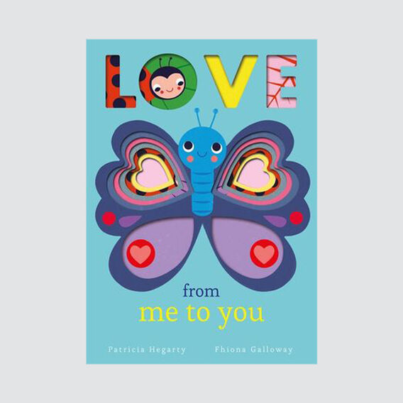 Love From Me To You Book  MULTI  hi-res