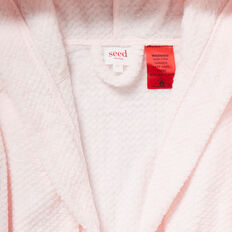 Bunny Dressing Gown  ICE PINK  hi-res