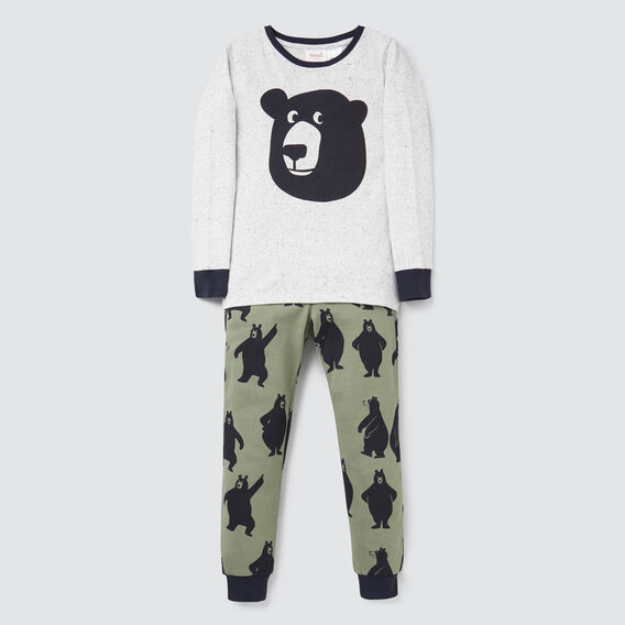 Bear Pyjamas  KHAKI  hi-res