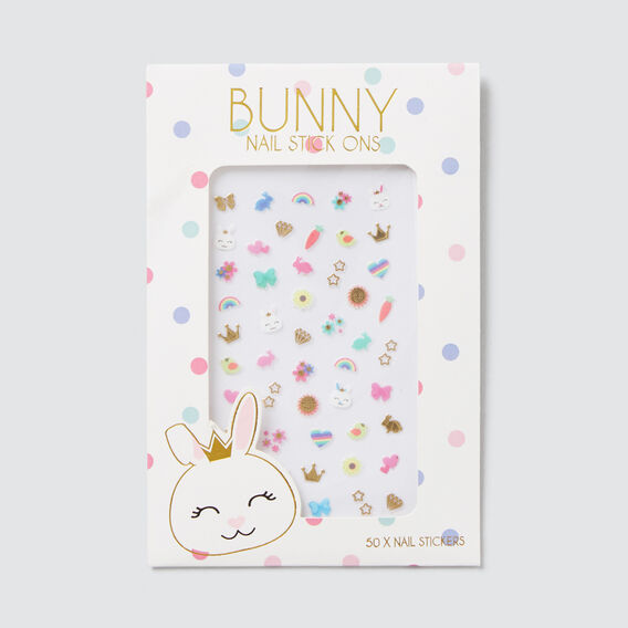 Bunny Nail Stickers  MULTI  hi-res