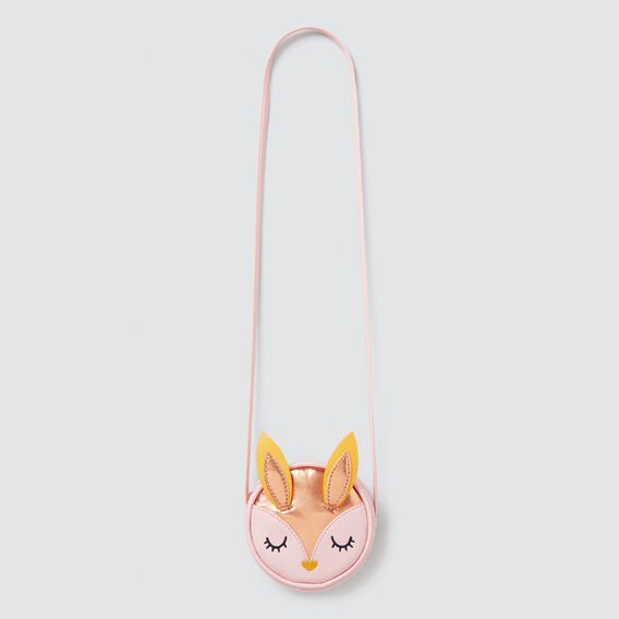 Round Bilby Bag  ICE PINK  hi-res