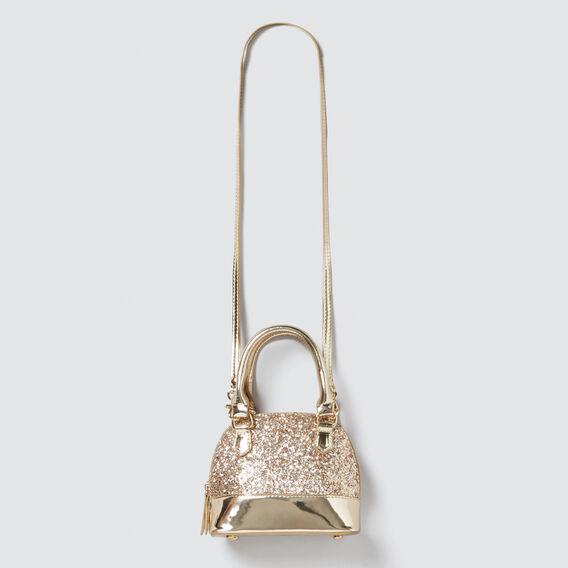 Glitter Handbag  GOLD  hi-res