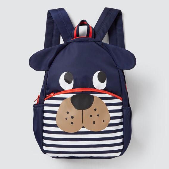 Dog Backpack  MIDNIGHT BLUE  hi-res