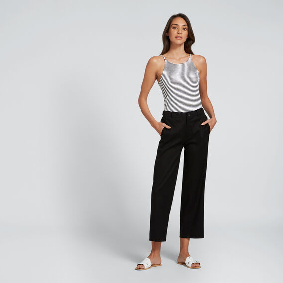 Relaxed Pant  BLACK  hi-res