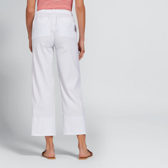 Relaxed Pant  WHISPER WHITE  hi-res