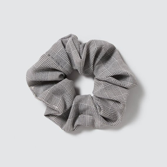 Check Scrunchie  CHECK  hi-res