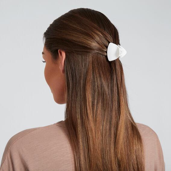Matte Hair Clip Pack  BLACK/WHITE  hi-res