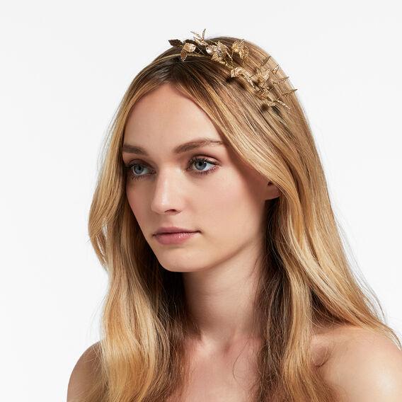 Little Leaf Headpiece  GOLD  hi-res