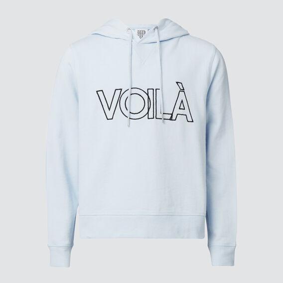 Voila Hoodie  ALLURE BLUE  hi-res