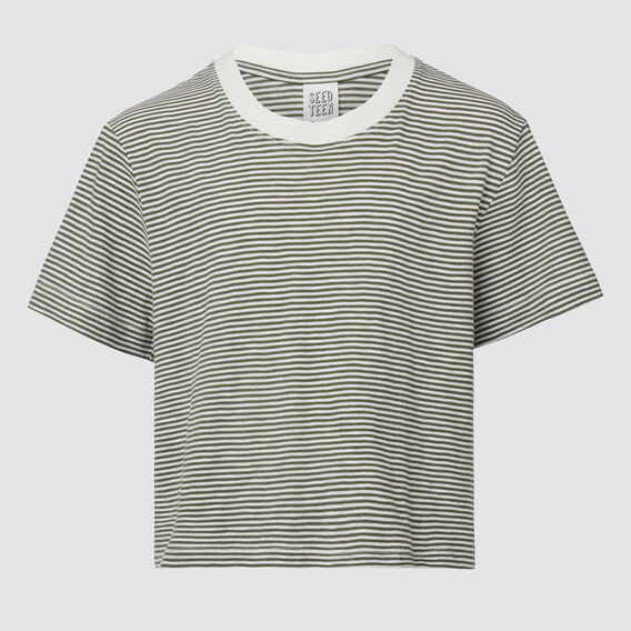 Basic Tee  MULTI KHAKI  hi-res
