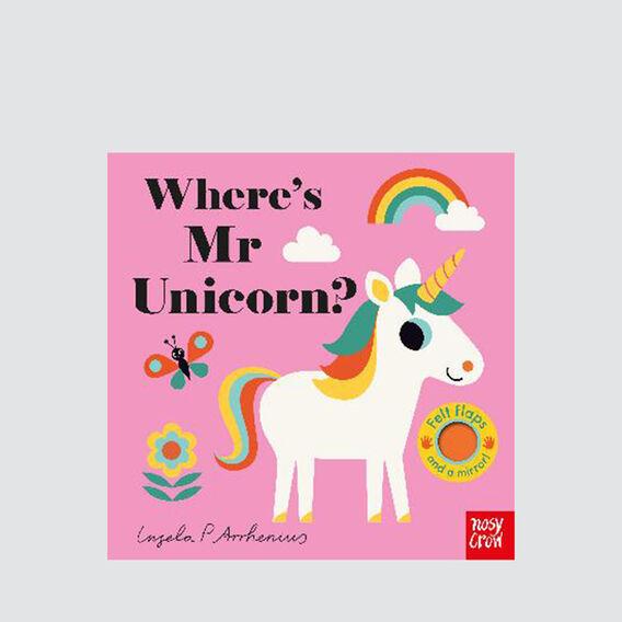 Where Is Mr Unicorn Book  MULTI  hi-res