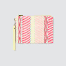 Woven Clutch  BRIGHT  hi-res