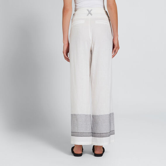 Relaxed Resort Pant  WHISPER WHITE  hi-res