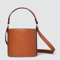 Gabby Bucket Bag  TAN  hi-res