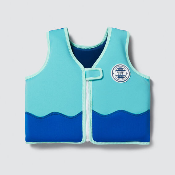 Sharky Float Vest 2-4  SHARK  hi-res