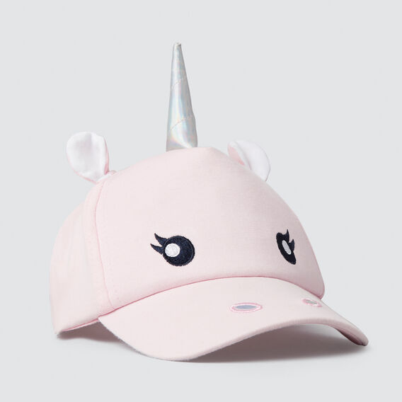Unicorn Cap  ICE PINK  hi-res