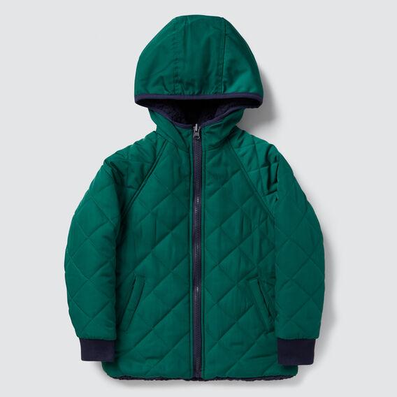 Reversible Jacket  IVY  hi-res