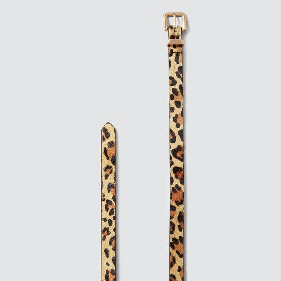 Skinny Belt  OCELOT  hi-res