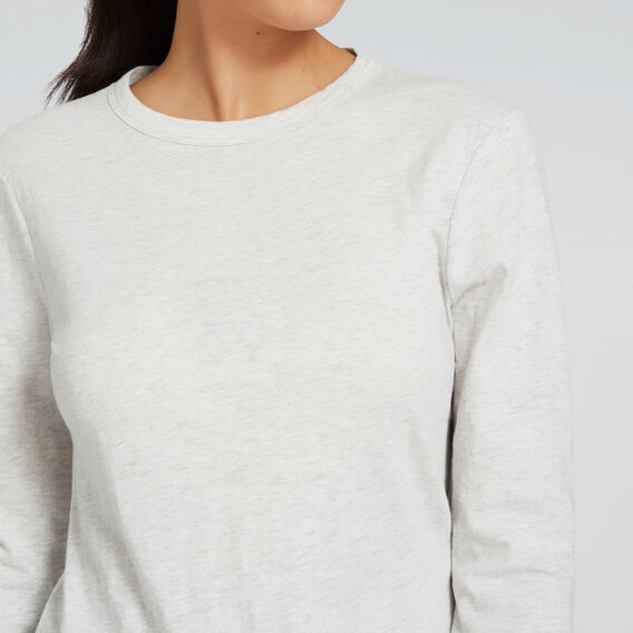 Long Sleeve Slim Basic Tee  ICY MARLE  hi-res