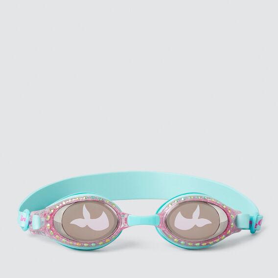 Blue Mermaid Goggles  MULTI  hi-res