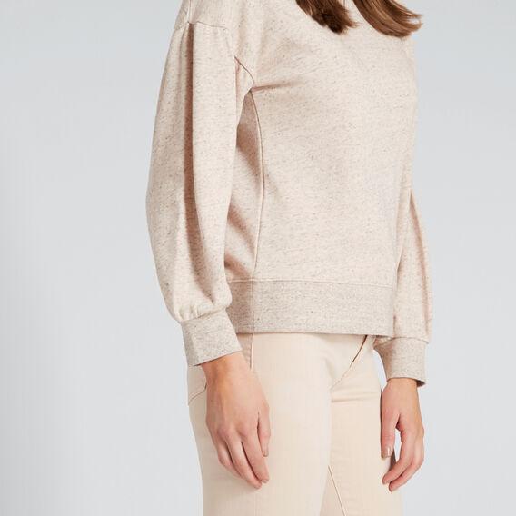 Marle Sweater  PEONY PINK MARLE  hi-res