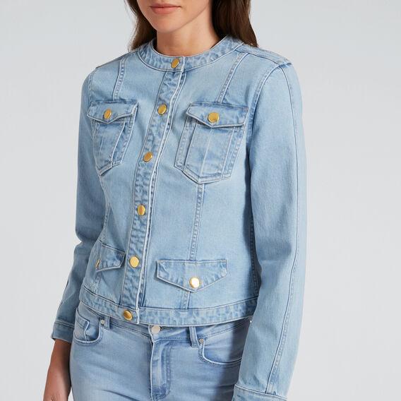 Classic Denim Jacket  CLASSIC DENIM  hi-res