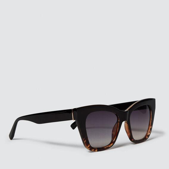 Paula D-Frame Sunglasses  OMBRE TORT  hi-res