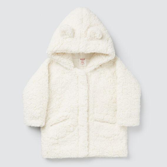 Sherpa Jacket  CANVAS  hi-res