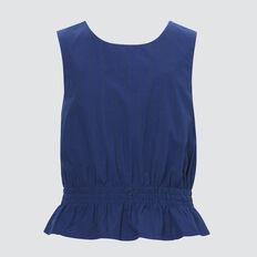 Gingham Top  ROYAL BLUE  hi-res