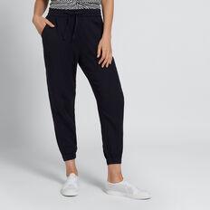 Elastic Cuff Pant  DEEP NAVY  hi-res