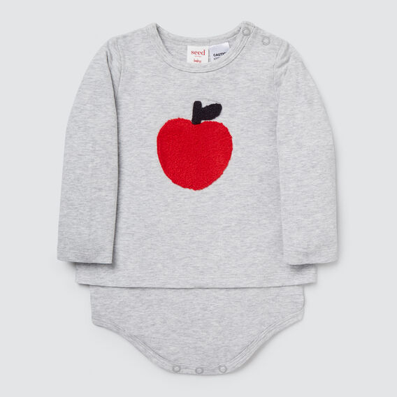 Apple Bodysuit  BIRCH MARLE  hi-res