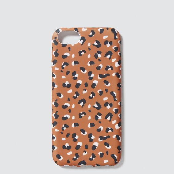 Animal Print Phone Case 6/7/8  TAN ANIMAL  hi-res