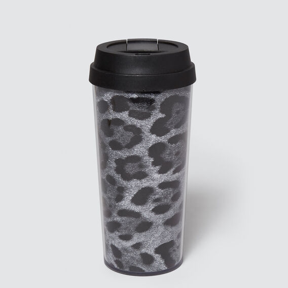 Reuseable Cup  GREY OCELOT  hi-res