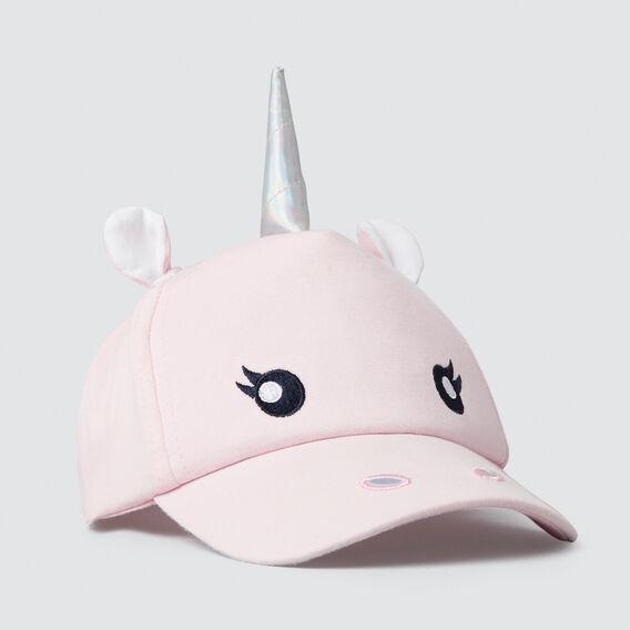 Unicorn Cap  ICE PINK  hi-res