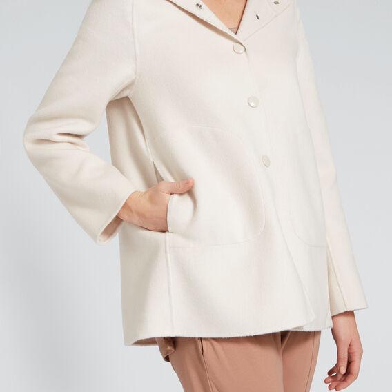 Hooded Coat  WINTER OAK  hi-res