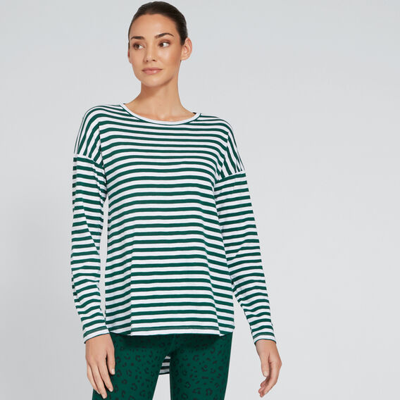 Stripe Tee  IVY STRIPE  hi-res