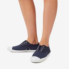 Amber Sneaker  NAVY  hi-res