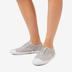 Amber Sneaker  SILVER MESH  hi-res
