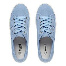 Billie Flatform Sneaker  CHAMBRAY  hi-res