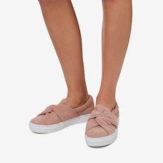 Jen Knot Sneaker  BLUSH  hi-res