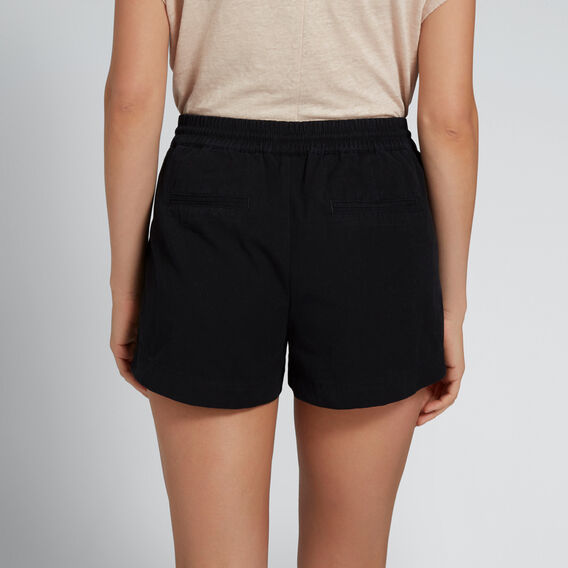Basic Drawcord Short  BLACK  hi-res