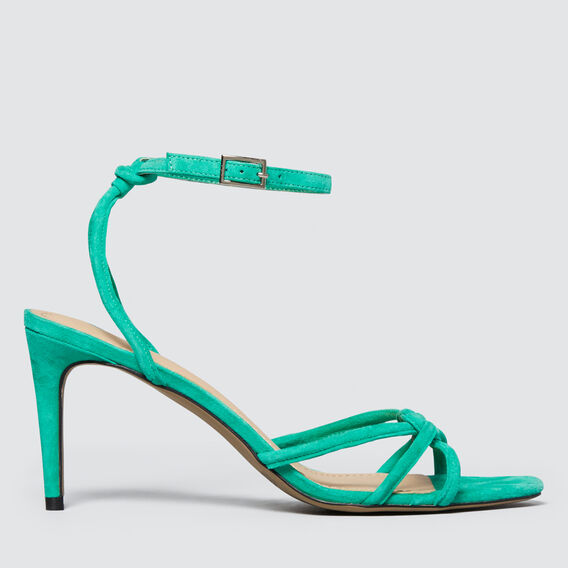 Chloe Knot Stiletto  GREEN  hi-res