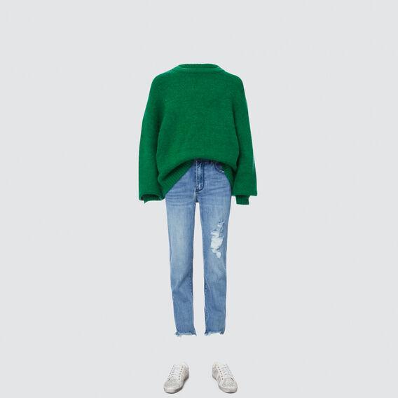 Classic Sweater  CLOVER  hi-res